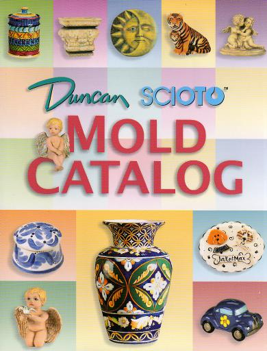 Ceramics Books and Mold Catalogs