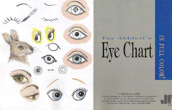 Eye Chart by Fay Abblett